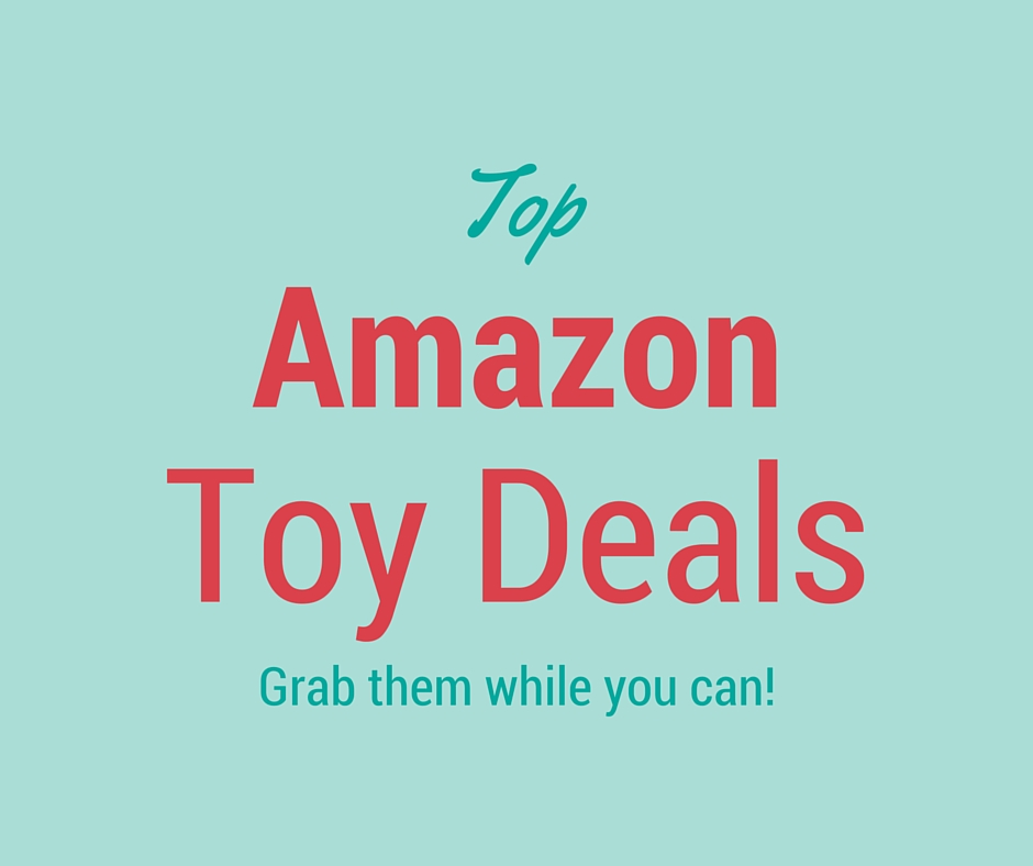 Kids Toy Deals at Amazon