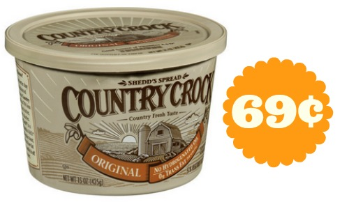 country crock butter spread