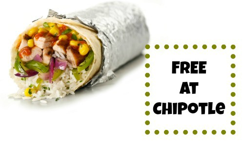 Chipotle Mexican Grill: BOGO for Soccer Kids!