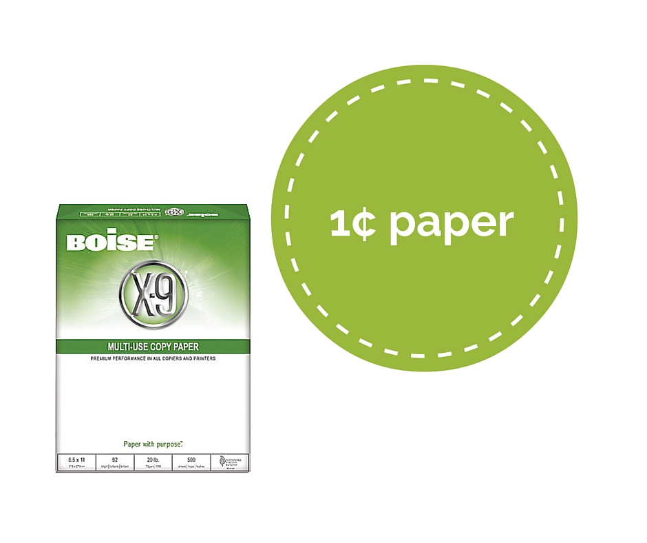 copy paper deals Copy paper coupon codes for march 2018 we have the best copy paper coupon codes, copy paper discount codes and free shipping.