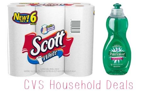 cvs household deals