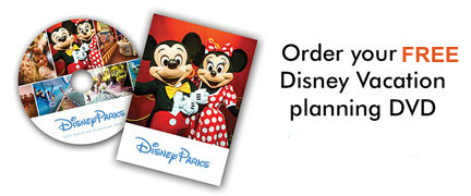 Free Disney Parks Vacation DVD