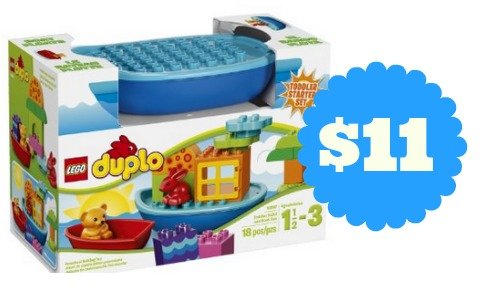 lego duplo building set
