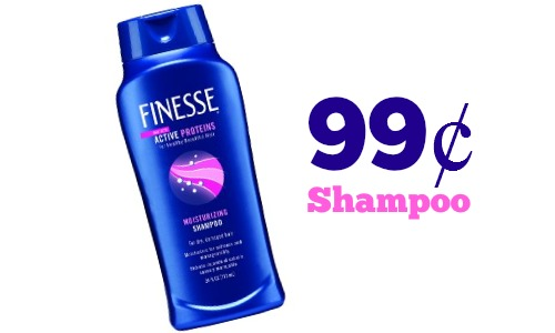 finesse shampoo