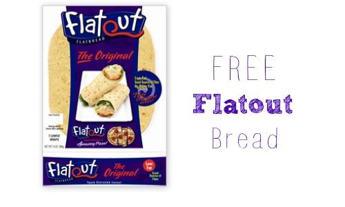 flatout flat bread