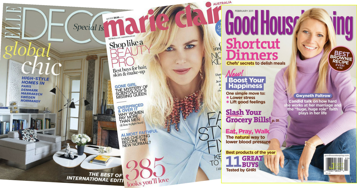 Free Magazine Subscriptions Good Housekeeping Marie