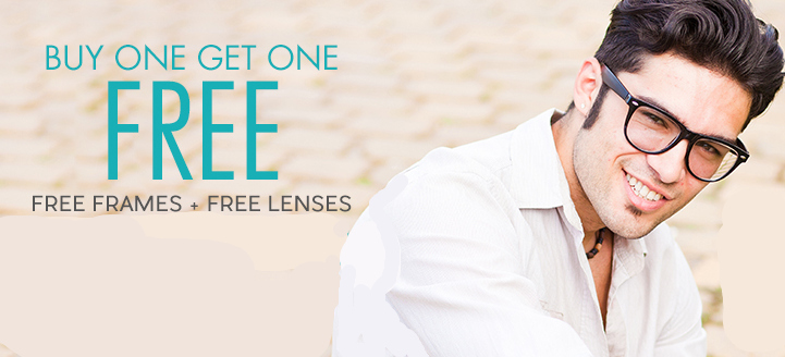 GlassesShop.com: BOGO All Frames and Lenses