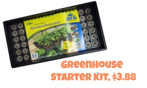 greenhouse starter