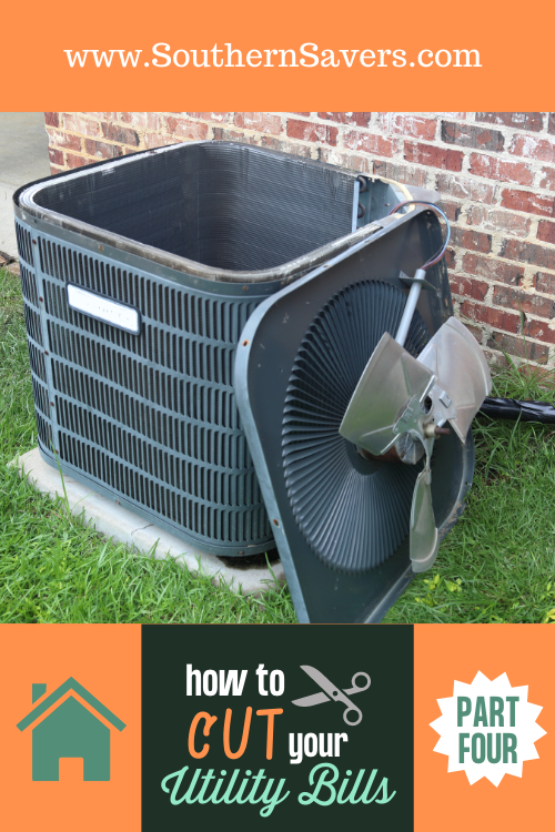 Part 4 of our series on how to cut your utility bills is all about beating the heat. See my best tips to save on cooling costs.
