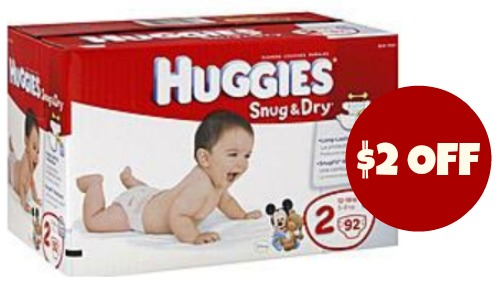 huggies coupons diapers