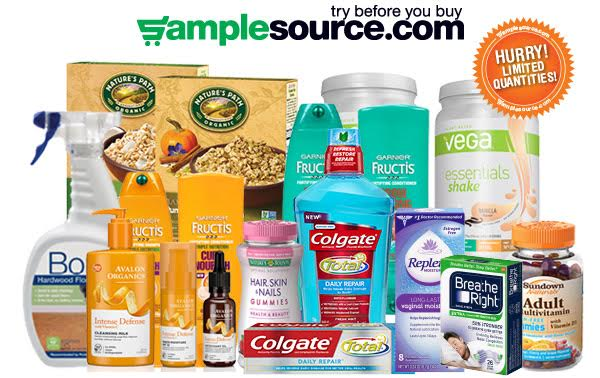 free samples sample source