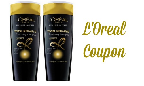 loreal coupon deal