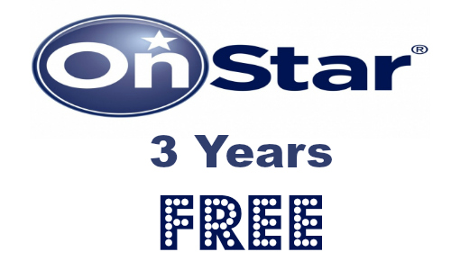 OnStar: 3 years For Free