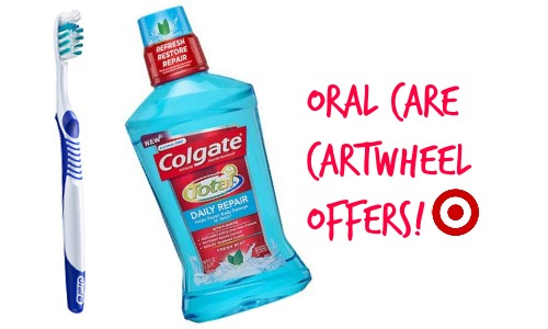 oral care cartwheel coupons