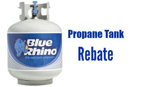 propane rebate