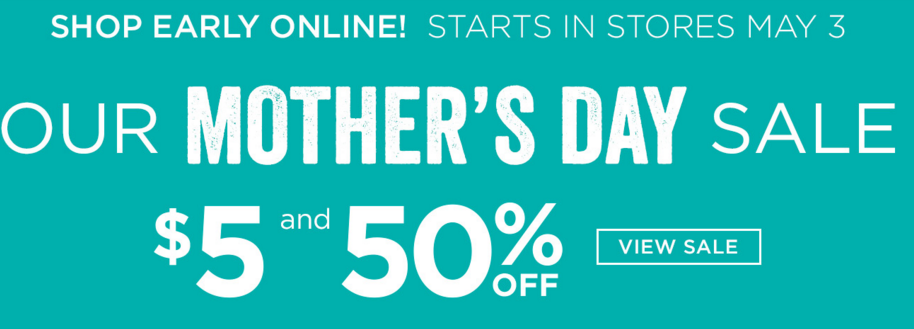 Family Christian: Mother's Day Sale