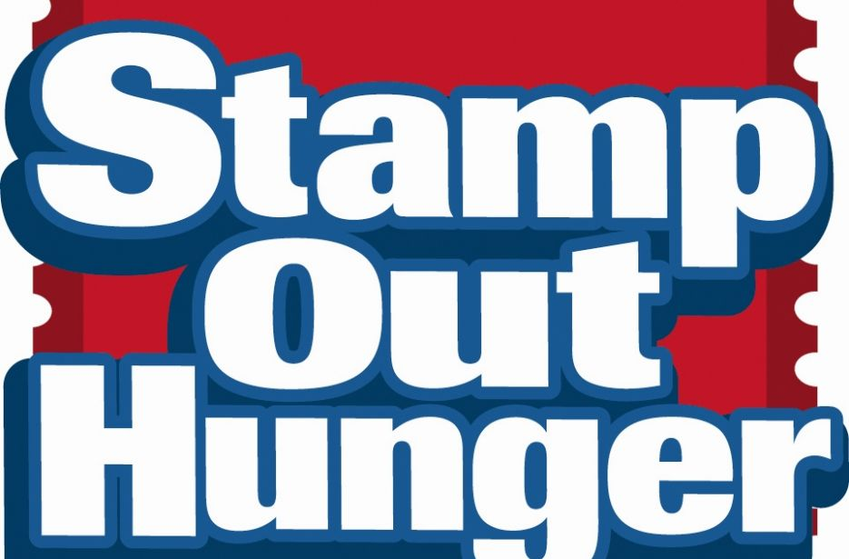 Stamp Out Hunger Food Drive, 5/14
