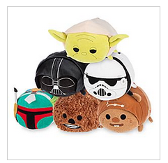 star wars plush