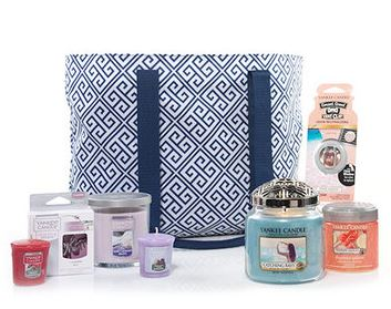 collection yankee candle 2017