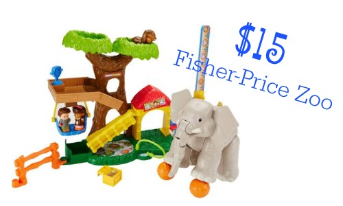 fisher-price zoo