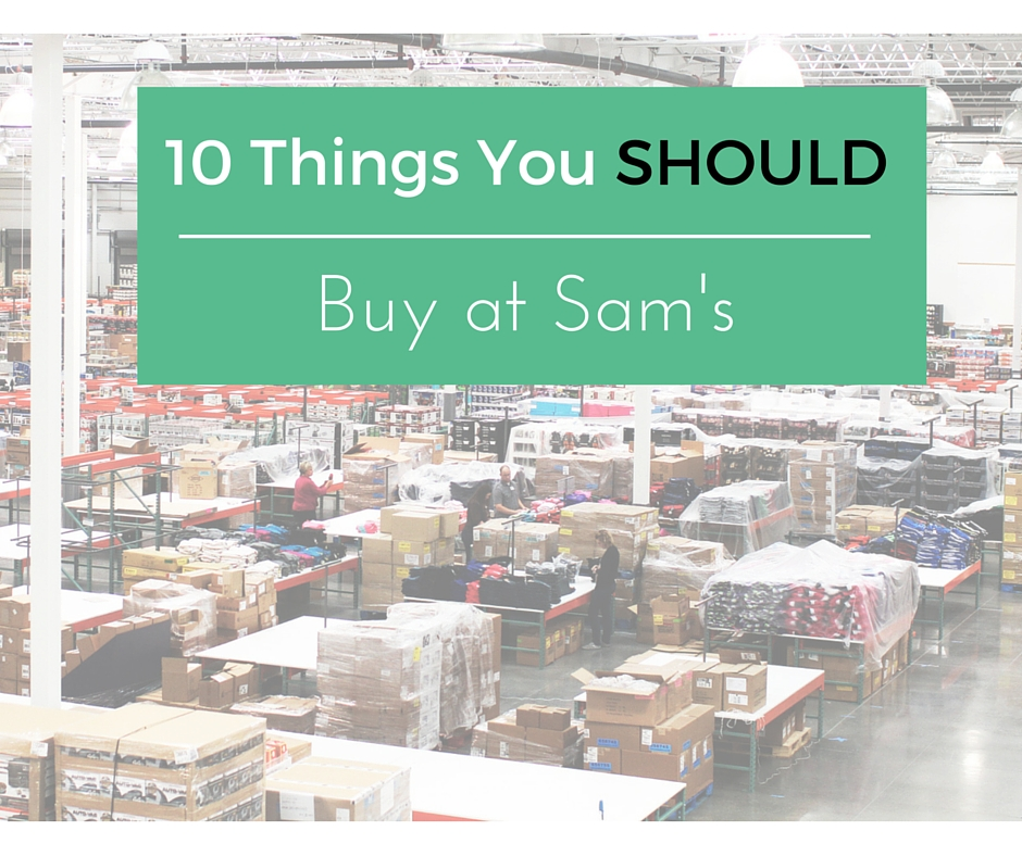 Bi Lo Stores >> 10 Things You Should Buy at Sam's :: Southern Savers