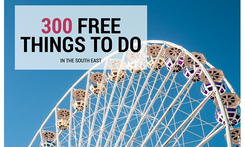 300 free things to do