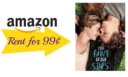 Amazon Instant Videos, 99¢