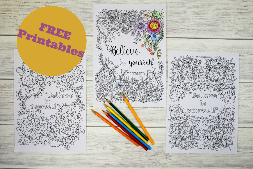 Free Printables for the Family