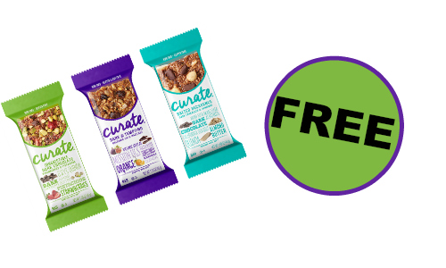 Kroger Friday Freebie: Curate Bar