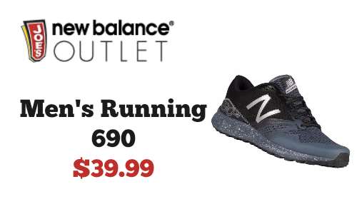 Joe's New Balance Outlet: Men's 690 Sale