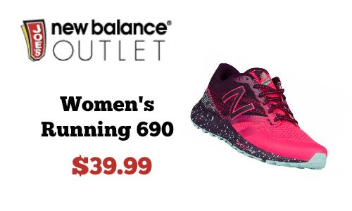 Joe's New Balance Outlet: Women's 690, $39.99 (post 5/25)