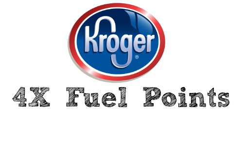 Kroger: 4X Fuel Points on Gift Cards