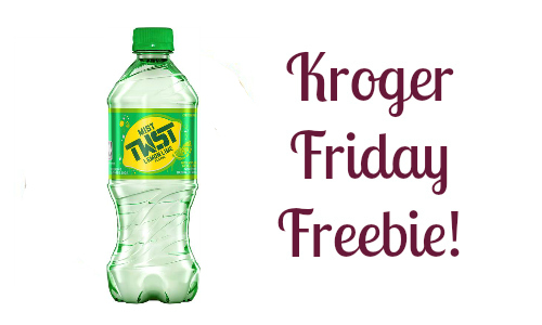 Kroger Friday Freebie: 2 Liter Mist Twist Soda
