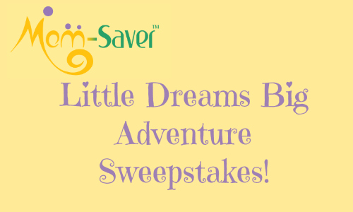 Little Dreams Big Adventure Sweepstakes