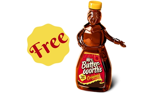 Mrs. Butterworth's Coupon