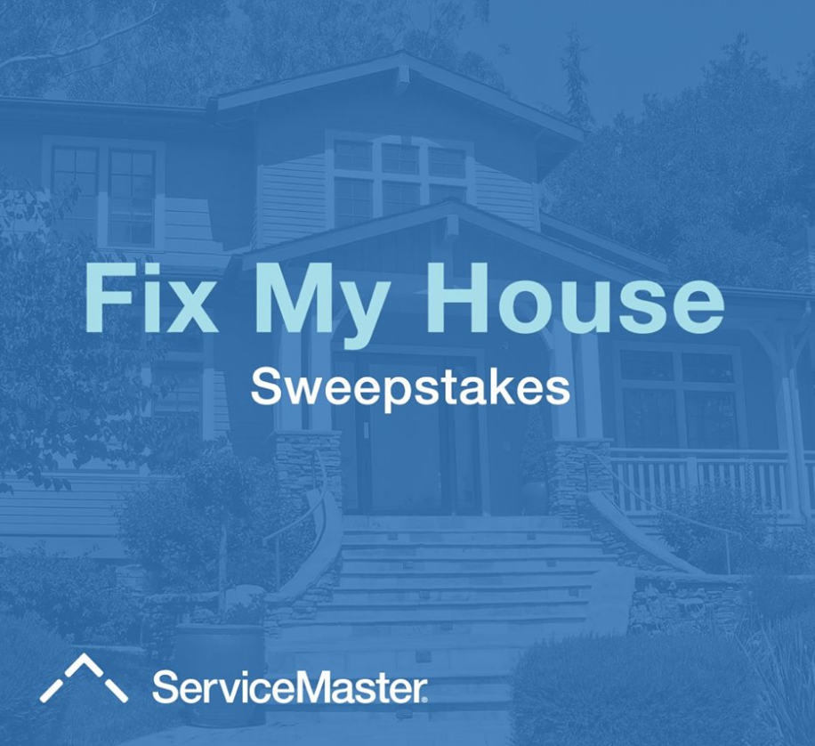 service master sweepstakes