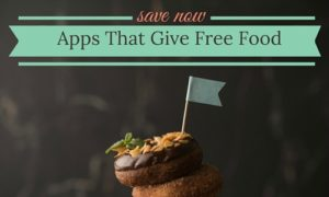 10 Mobile apps that give free food