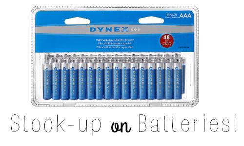 battery sale