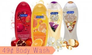 body wash softsoap
