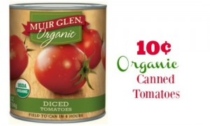canned organic