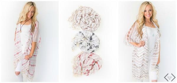 Cents of Style: Kimonos, $12.95