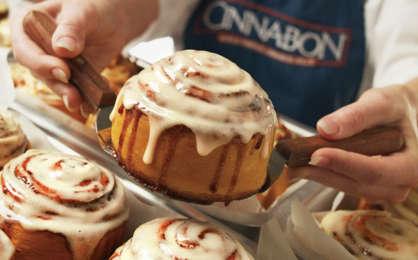 free cinnabon for nurses this week    southern savers