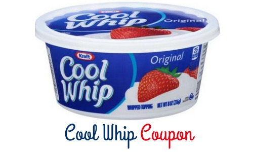 cool whip coupon