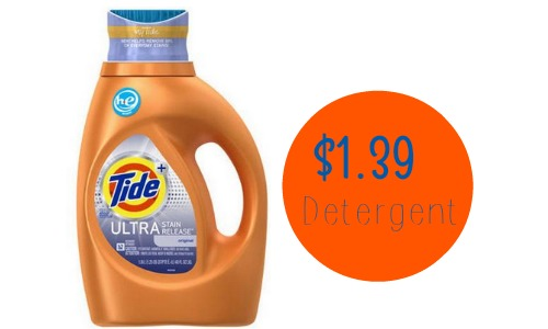 detergent deal