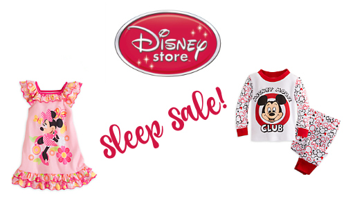 Disney Store Sleep Sale + More Deals