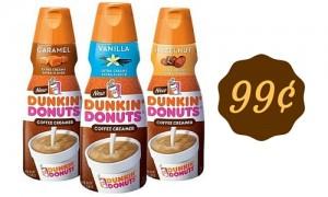 dunkin' donut coupon
