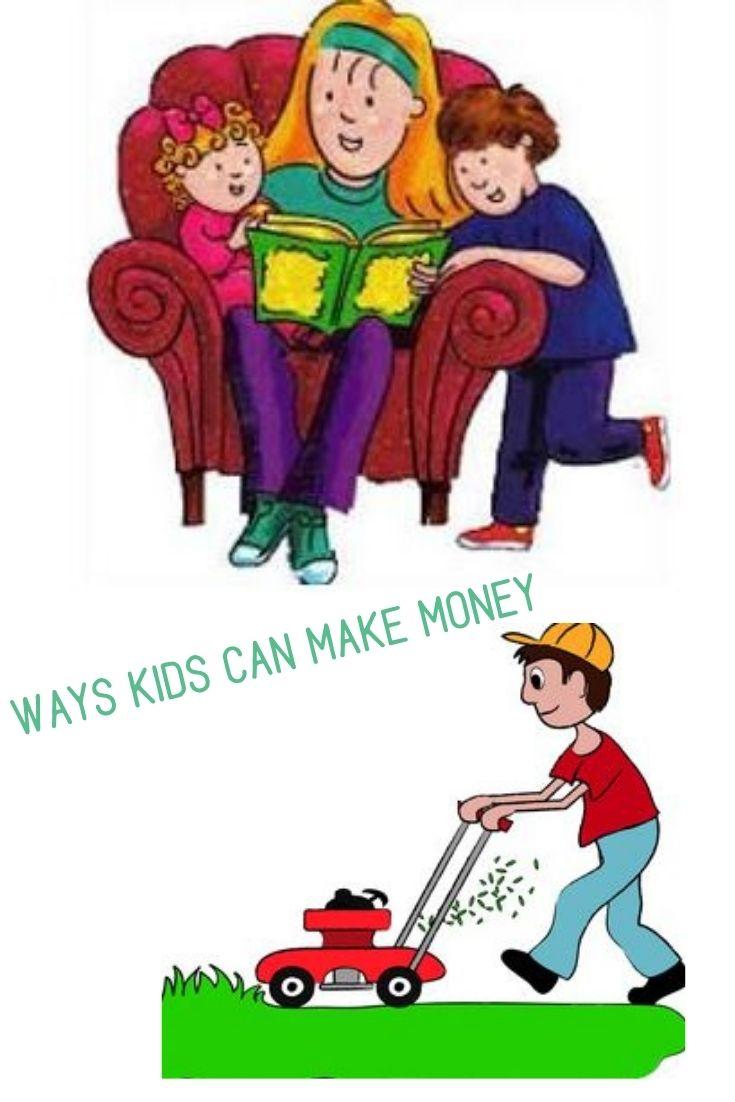 11 Ways Kids Can Make Money This Summer