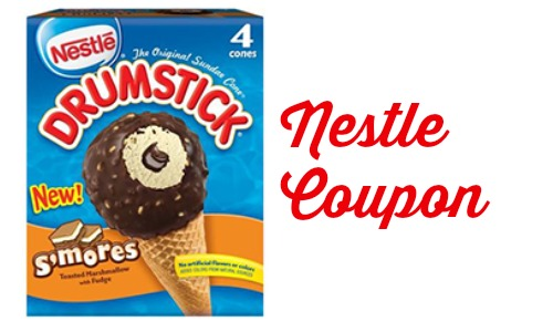 nestle coupon