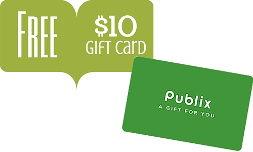 gift cards available publix free 10 publix gift card for every 30 spent southern 10863
