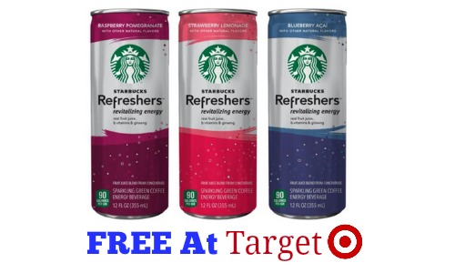 refreshers deal starbucks coupons